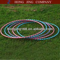 Travel Hula hoops,colored hula hoops