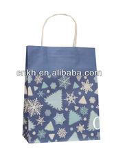 2013 Fashion paper bag packaging design