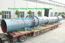 YFM High Quality Rotary Dryer for Drying Sand /Stone/Metal/clay soil/sawdust chips