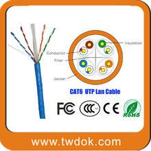 PVC/LSZH Jacket Ethernet Network Cable Rj45 vendor