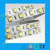 5M SMD white PCB 5050 RGB 150LED Strip Light +Power Supply Adapter+44Key IR Remote Controller