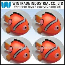 Bath toy,LED clown fishes
