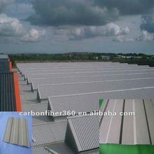 fiberglass roofing materials