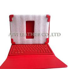 2013 new item Rotating Bluetooth keyboard case for ipad mini
