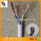 PVC flexible power cable 3*1.5mm2
