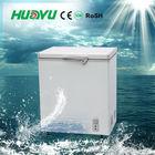 120L Jumbo Freezer With CE,CB,SONCAP With Led Light/Inner glass/Wheels/Basket/Handle/Lock