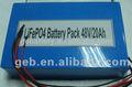 48 V 20ah batería eléctrica de la bicicleta