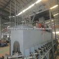 tubo de aço granalhagem máquinas