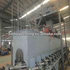 steel tube shot blasting machinery