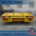 carril de encargo del vehículo se utiliza para la transferencia de trabajo pesado para el taller
