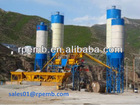 Promotion PLD Series stationary concrete mixing plant /concrete batch plant cement silo Producer