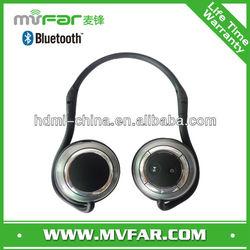 Neckband Earphone Bluetooth Wireless Headphone Noise Cancelling Headphone