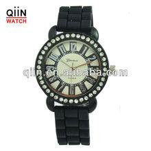QD0140 popular design times square quartz watches japan movt