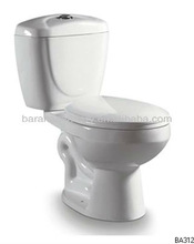 types of toilet bowl BA312