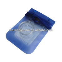 2013 new outdoor PVC digital camera waterproof pouch ocean beach dry case summer gifts neck sling camera diving bag