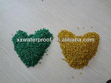 Colored quartz sand sand/ slate flake
