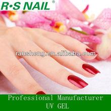 RS Nail 2898 Easy Apply 3 in 1 UV GEL Nail Polish