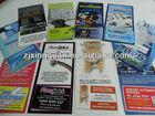 DL card paper flyer with fridge magnet BUSINESS CARD