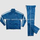 Men's Contrast Strap Jogging Suit