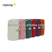 design by san you Leather+TPU design case for samsung galaxy s3 factory price case