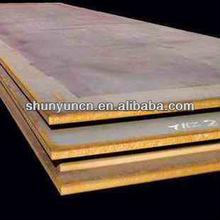 Prime quality structural carbon sheet mild steel plate for building(Q235B,Q345, St37-2,St52,ASTM A36,S235JR, S335JR)