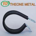gummi beschichtete metall gürtelclip hardware