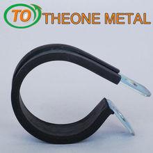 rubber coated metal belt clip hardware