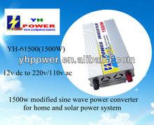 1500 watt DC-AC power inverter