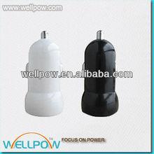 12v car cigarette lighter,mobile usb charger 5v1000mah
