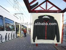 2013 Mens hoody soft shell jacket