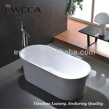 Indoor Bath Tub Freestanding installation