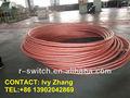Condición de aire caliente de tubos de cobre de la bobina de panqueques con ROHS