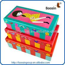 Cute cheap gift boxes for Teacher's gift