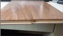 Popular Click system walnut engineered flooring