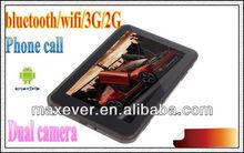 Wholesale 7 Inch Tablet PC Super Pad 3G Calling Android 3.0 HDMI Super Slim Design