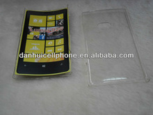 case for nokia Lumia 920 hard clear pc back cover