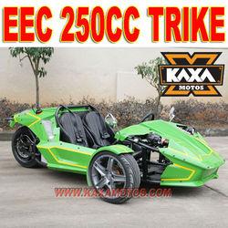 EEC 250cc Tri Motorcycle