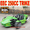 EEC 250cc Tricycle for Two Passenger