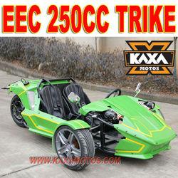 EEC 250cc Motorized Tricycle