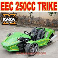 EEC 250cc Scooters 3 Wheeler