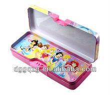metal tin pencil box