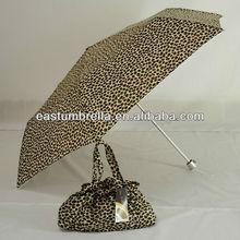 2012 Hottest selling fashion lady shopping bag umbrella