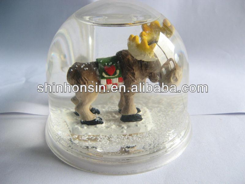 Water Globe Globe,elephant Water Globe