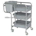 D-016 Dinner collector cart B