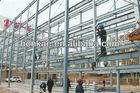 Industrial shed tube truss steel structure