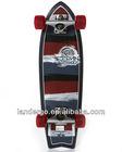 Sector Nine Twin 28 Mini Cruiser skateboard