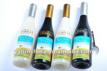 France Wine Bottle Biro Pen