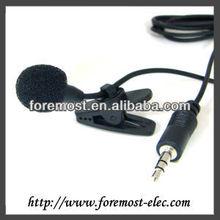 Mini Tie Clip Microphone