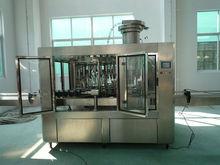 Glass Bottle Oil Filling Machine
