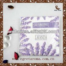 paper fragrance sachet bag for wardrobe freshners